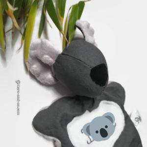 Doudou Koala Réservé  ♡ ♡ ♡ Sarah ♡ ♡ ♡